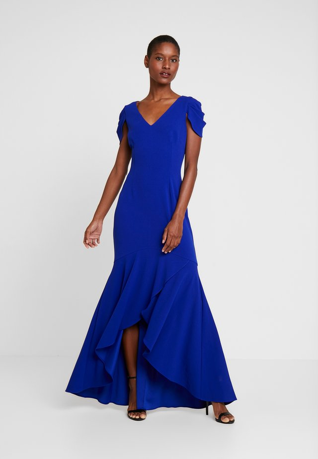 MERMAID GOWN - Gallakjole - royal sapphire
