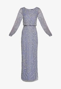 Adrianna Papell - BEADED BLOUSON GOWN - Occasion wear - cool wisteria - 5