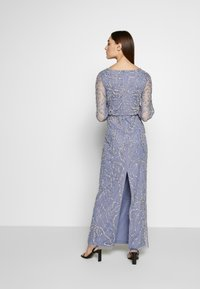 Adrianna Papell - BEADED BLOUSON GOWN - Occasion wear - cool wisteria - 2