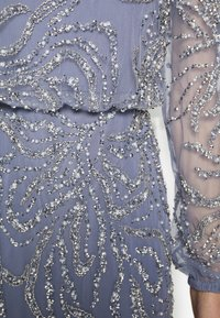 Adrianna Papell - BEADED BLOUSON GOWN - Occasion wear - cool wisteria - 6
