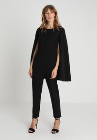 Adrianna Papell - Overall / Jumpsuit - black - 0