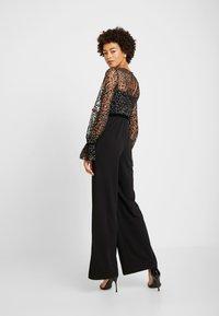 Adrianna Papell - GLITTER - Jumpsuit - black/gold - 3