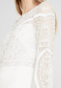 Adrianna Papell - BEAD - Overal - ivory - 5