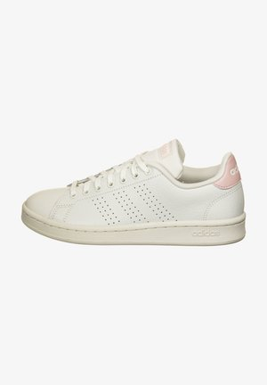 DAMEN - Sneaker low - orbit grey / pink