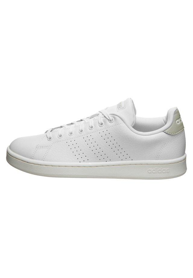 ADVANTAGE SNEAKER HERREN - Sneakers laag - footwear white/ash silver