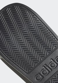 adidas Performance - ADILETTE SHOWER SLIDES - Badslippers - black - 8
