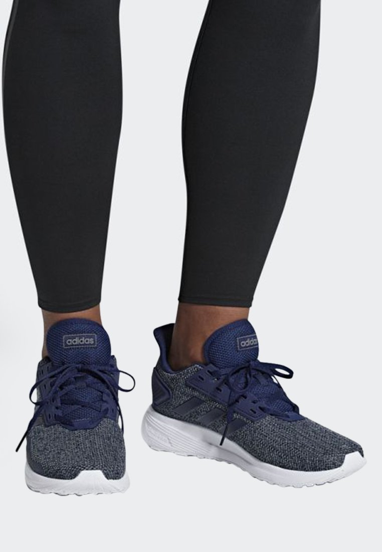 adidas Performance - DURAMO 9 SHOES - Sneakers laag - blue