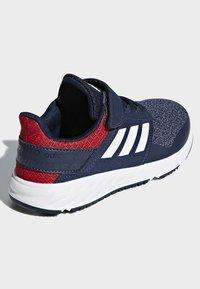 adidas Performance - FORTAFAITO SHOES - Obuwie do biegania neutralne - blue - 3