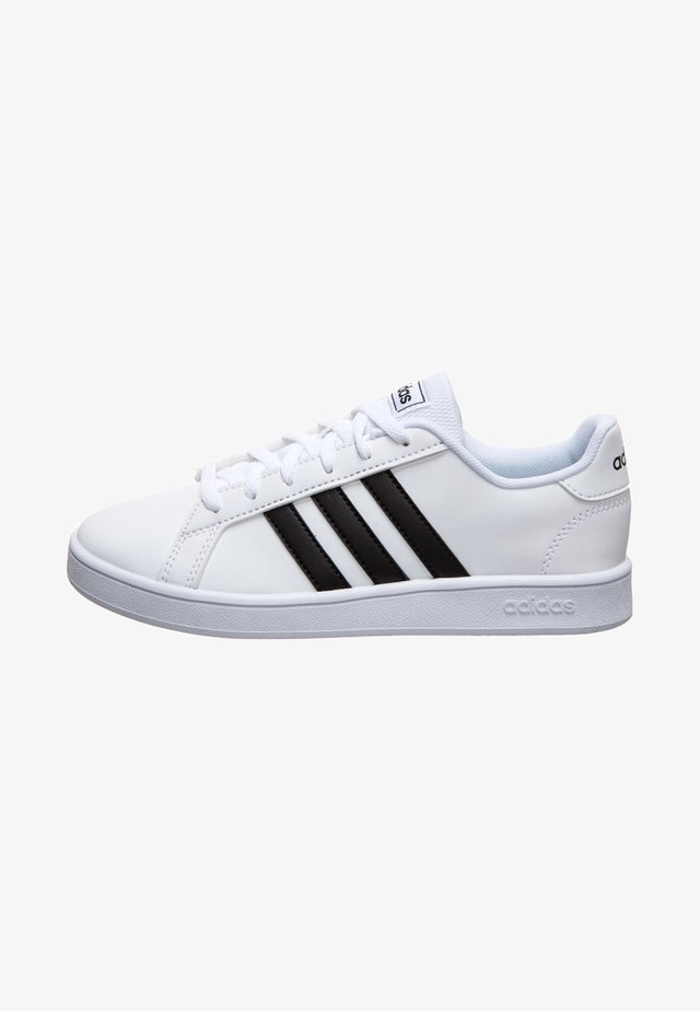 GRAND COURT - Trainers - footwear white / core black