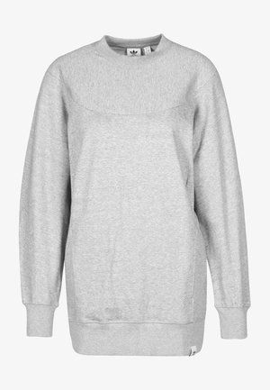 XBYO  - Sweatshirt - mottled grey
