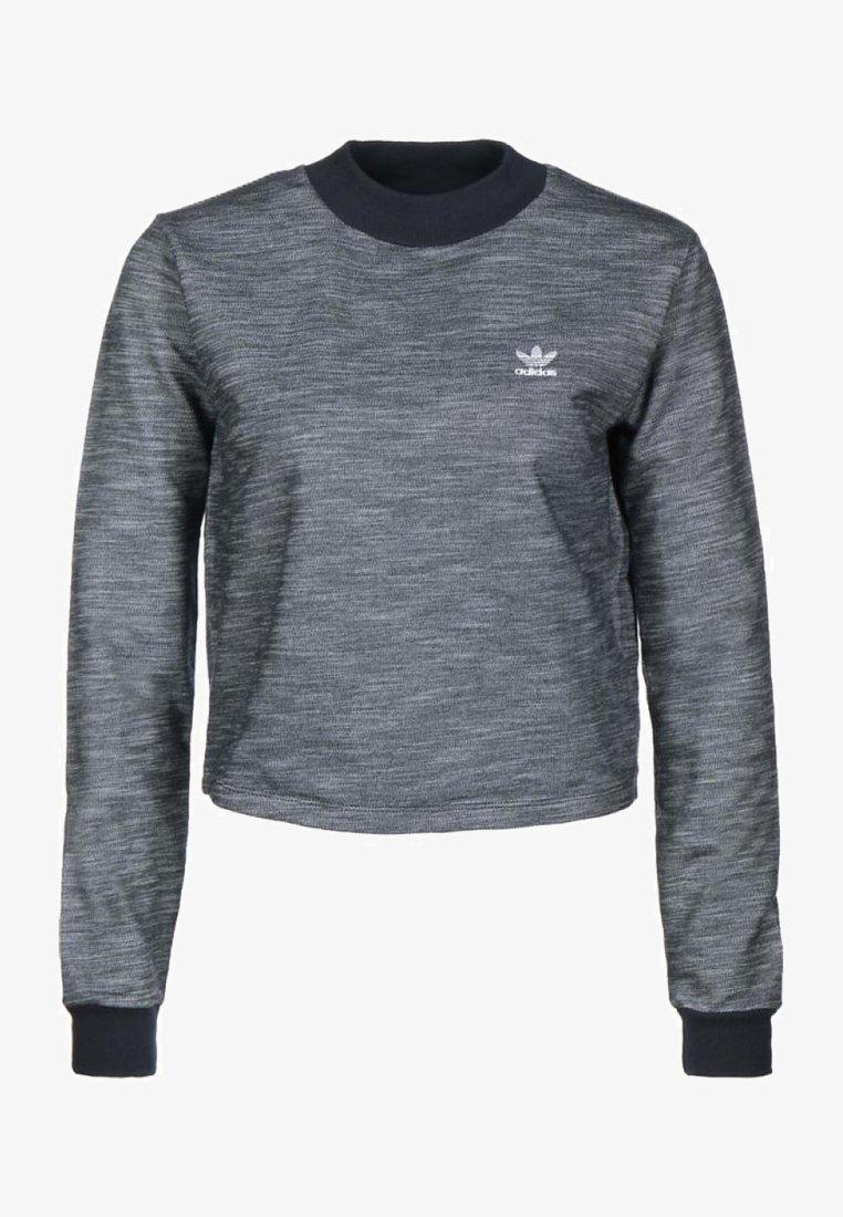 adidas Performance - ADIDAS PERFORMANCE ADIDAS - Sweater - mottled grey