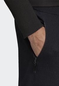 adidas Performance - ADIDAS Z.N.E. PRIMEKNIT PANTS - Trainingsbroek - black - 3