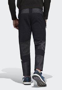 adidas Performance - ADIDAS Z.N.E. PRIMEKNIT PANTS - Trainingsbroek - black - 1