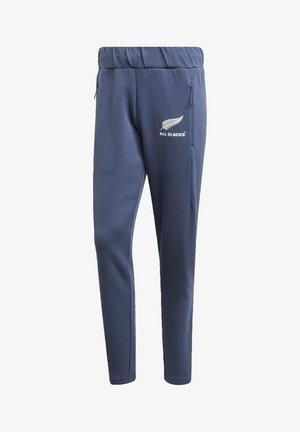 ALL BLACKS PRESENTATION TRACKSUIT BOTTOMS - Trainingsbroek - blue