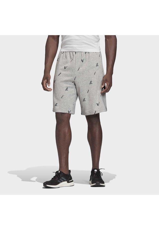 MUST HAVES SHORTS - Pantaloncini sportivi - grey