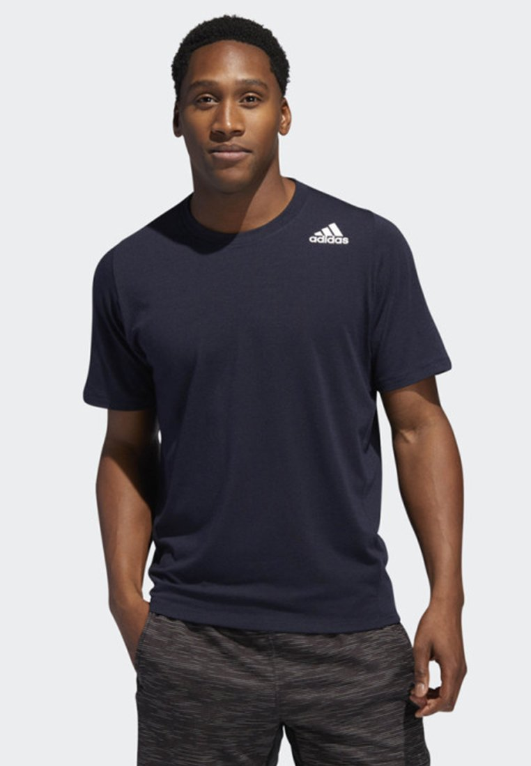 adidas Performance - FREELIFT SPORT PRIME LITE T-SHIRT - Basic T-shirt - blue