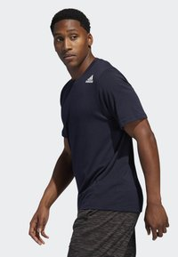adidas Performance - FREELIFT SPORT PRIME LITE T-SHIRT - Basic T-shirt - blue - 2