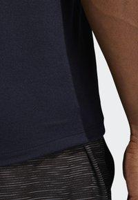 adidas Performance - FREELIFT SPORT PRIME LITE T-SHIRT - Basic T-shirt - blue - 4