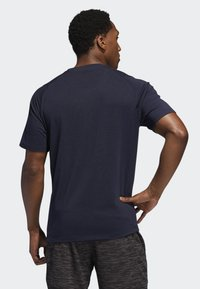 adidas Performance - FREELIFT SPORT PRIME LITE T-SHIRT - Basic T-shirt - blue - 1