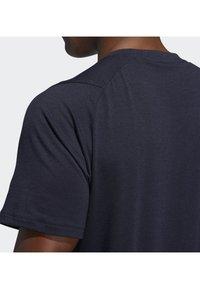 adidas Performance - FREELIFT SPORT PRIME LITE T-SHIRT - Basic T-shirt - blue - 5