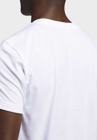 adidas Performance - DAME  - T-shirts med print - white - 5