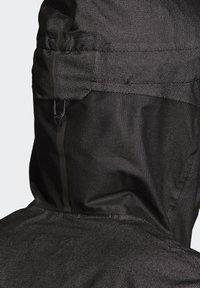 adidas Performance - TERREX PRIMEKNIT RAIN JACKET - Waterproof jacket - black - 6