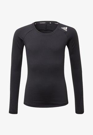 ALPHASKIN SPORT LONG-SLEEVE TOP - Treningsskjorter - black