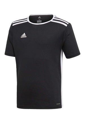 ENTRADA JERSEY - T-shirt imprimé - black