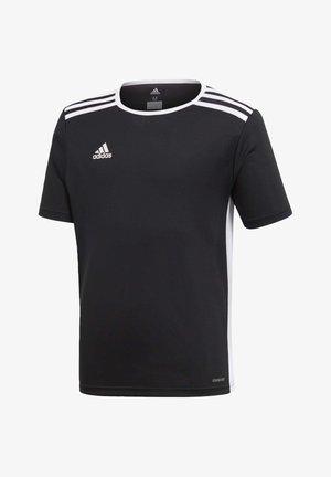 ENTRADA JERSEY - T-shirt con stampa - black
