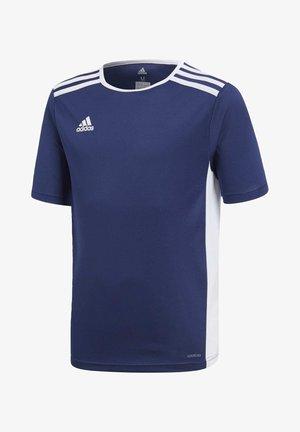 2020-01-01 ENTRADA JERSEY - Print T-shirt - blue
