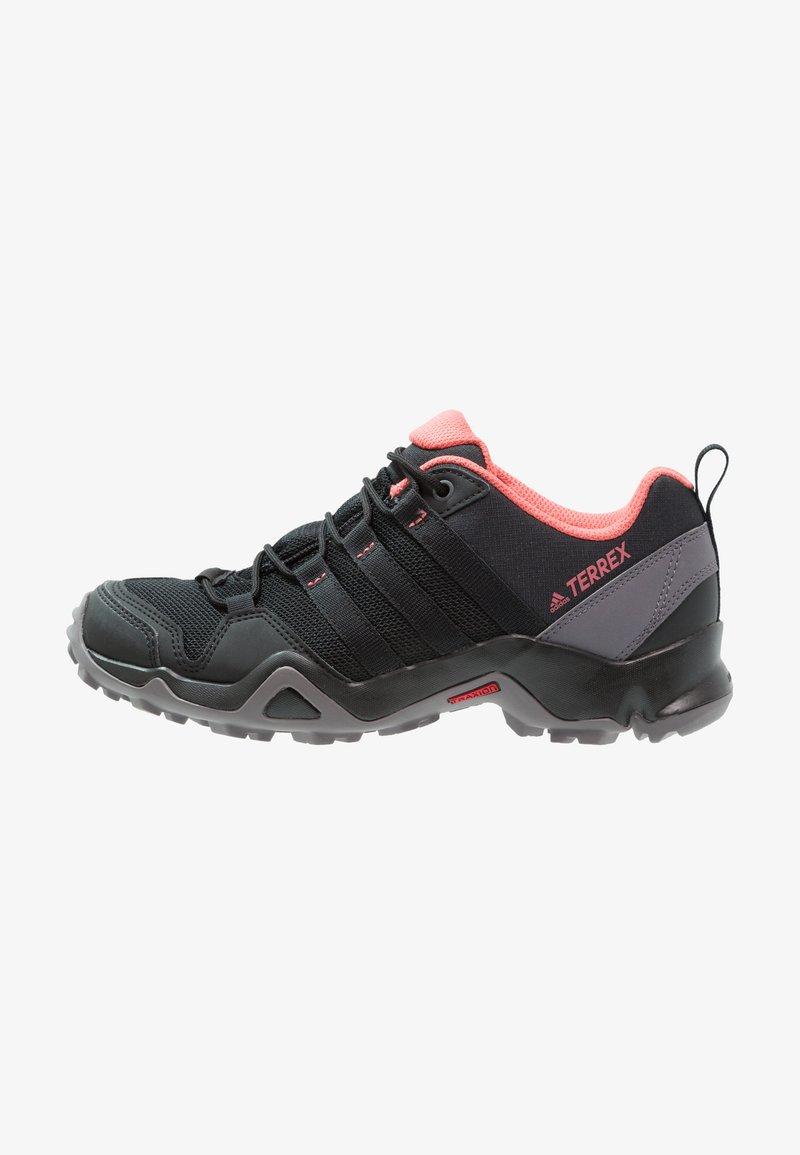 adidas Performance - TERREX AX2R  - Hikingschuh - core black/core black/tactile pink