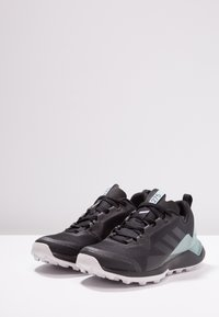 adidas Performance - TERREX CMTK GORE TEX  - Trail running shoes - carbon/core black/ash green - 2