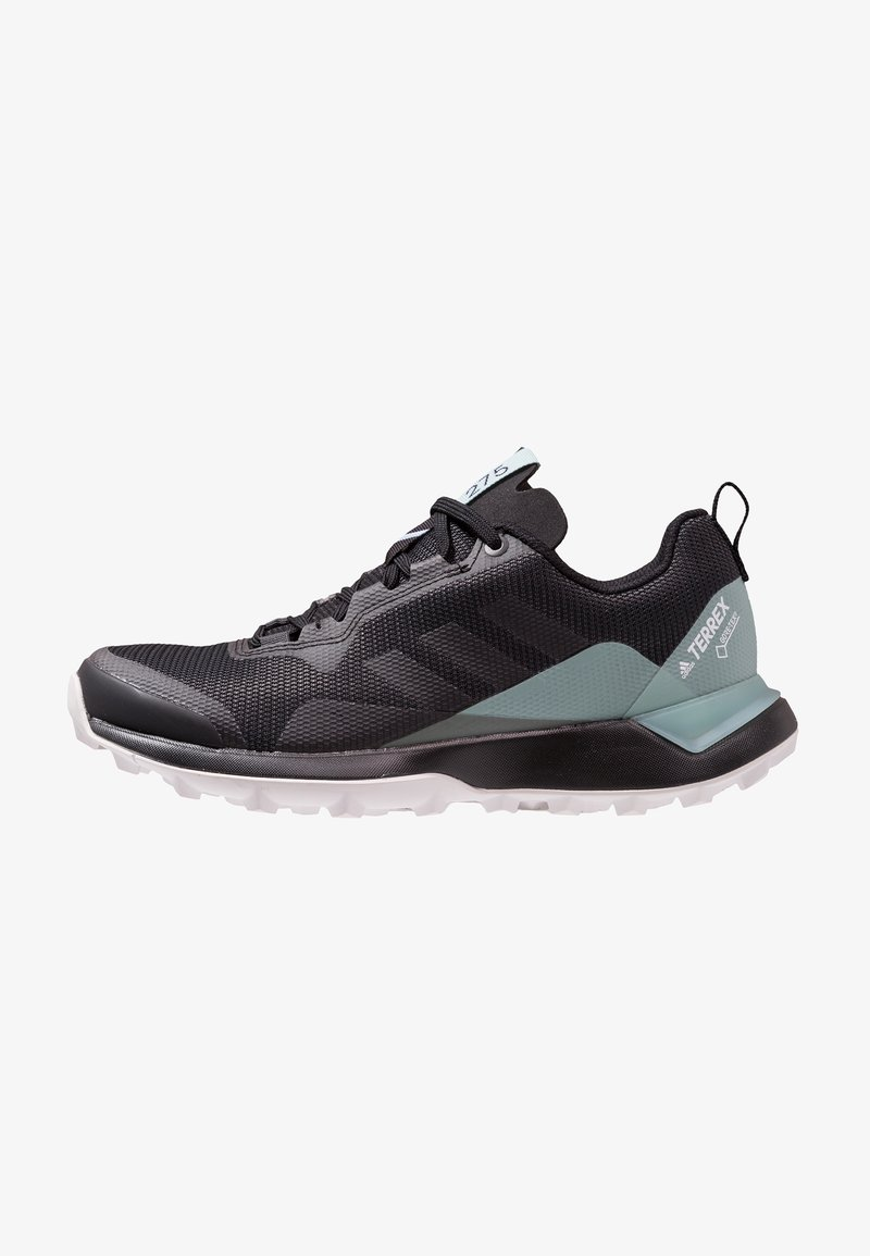 adidas Performance - TERREX CMTK GORE TEX  - Trail running shoes - carbon/core black/ash green