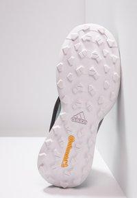 adidas Performance - TERREX CMTK GORE TEX  - Trail running shoes - carbon/core black/ash green - 4