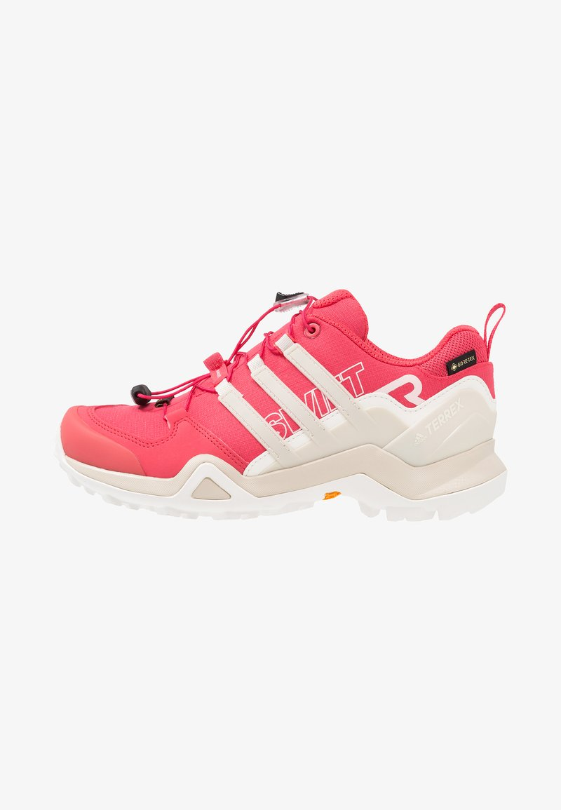 adidas Performance - TERREX SWIFT R2 GORE-TEX - Chaussures de marche - active pink/raw white/cloud white