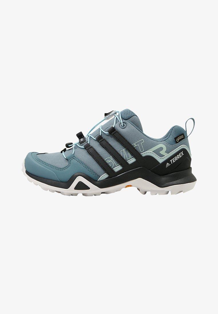 adidas Performance - TERREX SWIFT R2 GORE-TEX - Chaussures de marche - rawgreen/carbon/ashgreen