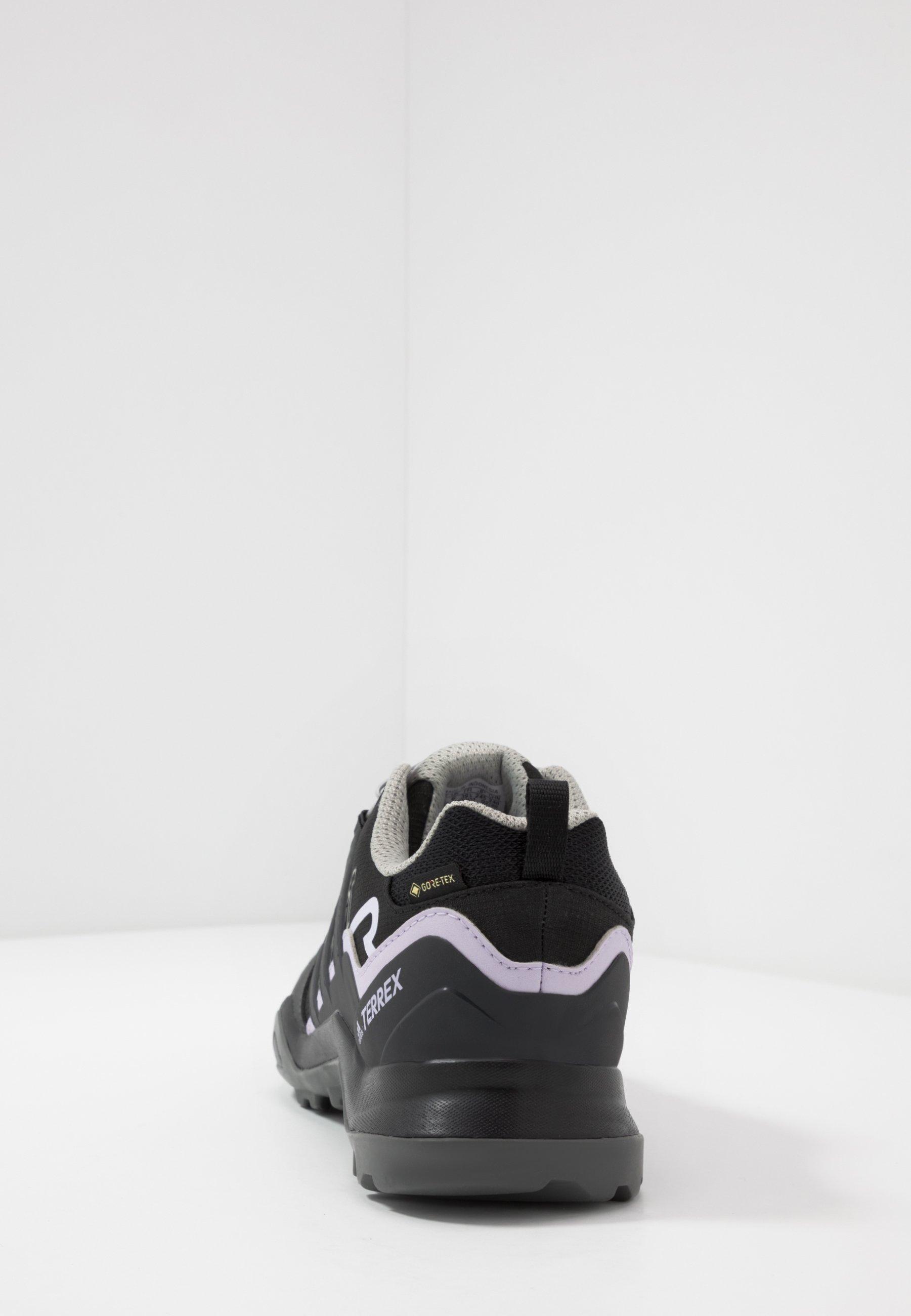 Adidas Performance Terrex Swift R2 Gtx - Outdoorschoenen Core Black/solid Grey/purple Tint Goedkope Schoenen