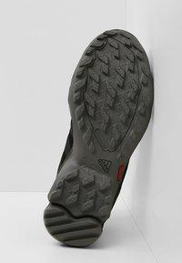 adidas Performance - TERREX AX2R MID GTX  - Hiking shoes - black/ashgreen - 4