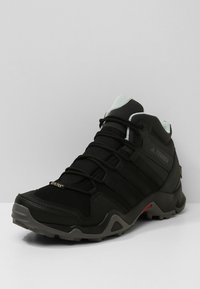 adidas Performance - TERREX AX2R MID GTX  - Hiking shoes - black/ashgreen - 2
