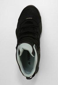adidas Performance - TERREX AX2R MID GTX  - Hiking shoes - black/ashgreen - 1