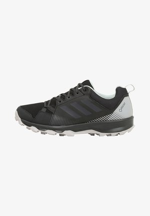 TERREX TRACEROCKER GORE TEX - Trail running shoes - black/carbon/ashgreen