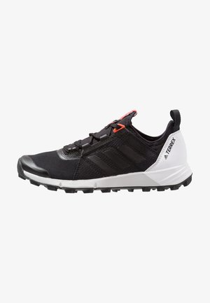 TERREX SPEED - Obuwie do biegania Szlak - core black/footwear white