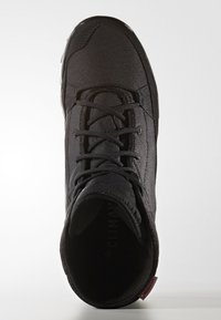 adidas Performance - TERREX CHOLEAH PADDED CLIMAPROOF HIKING SHOES - Hiking shoes - core balck/grey five - 1