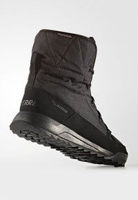 adidas Performance - TERREX CHOLEAH PADDED CLIMAPROOF HIKING SHOES - Hiking shoes - core balck/grey five - 4