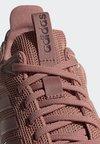 adidas Performance - QUESTAR RIDE - Chaussures de running neutres - raw pink/linen