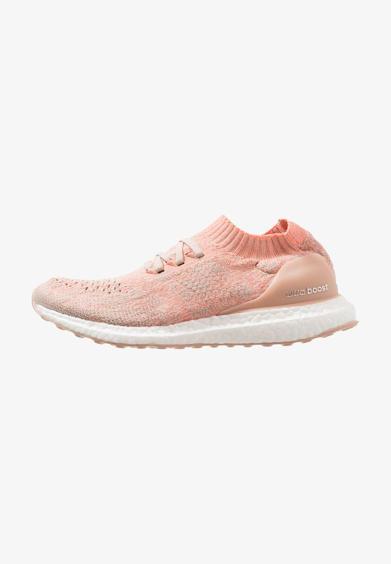 adidas Performance - ULTRA BOOST UNCAGED - Laufschuh Neutral - ash pearl/chalk coral/clear orange