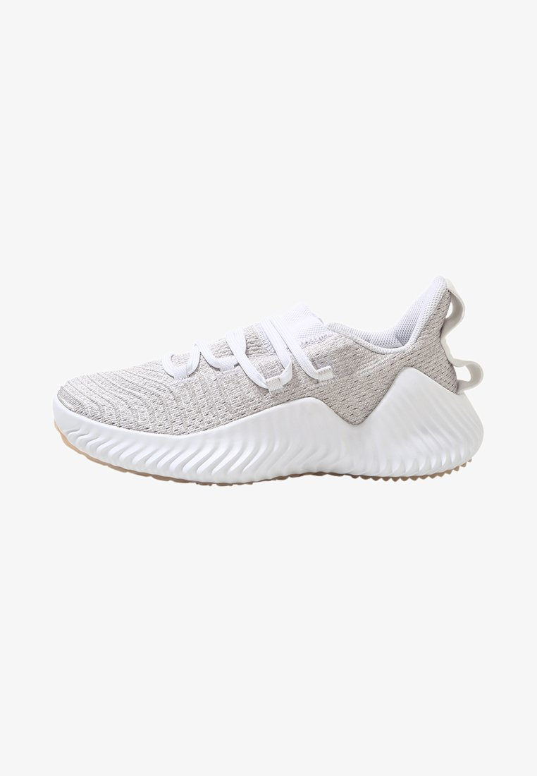 adidas Performance - ALPHABOUNCE TRAINER  - Sports shoes - grey