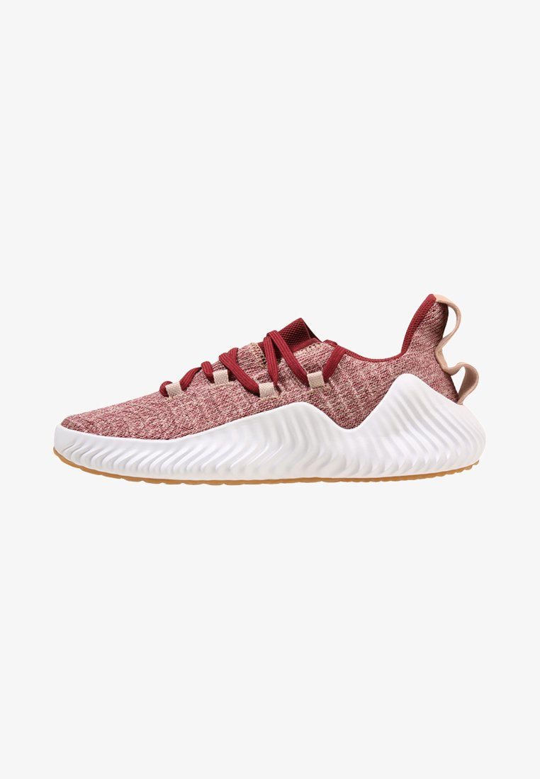 adidas Performance - ALPHABOUNCE TRAINER  - Trainings-/Fitnessschuh - ash pearl/noble mar/rawdes