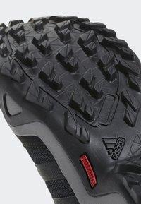 adidas Performance - TERREX AX2 CLIMAPROOF - Hiking shoes - black - 7
