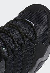 adidas Performance - TERREX AX2 CLIMAPROOF - Hiking shoes - black - 6